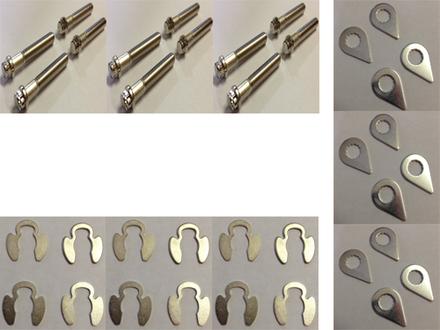 #8928 Small Block Ford and 351C Intake Manifold Kit