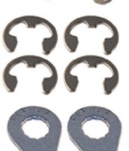 STAGE 8 4929 4 CYL 10MM-1.25 HEADER NUT KIT